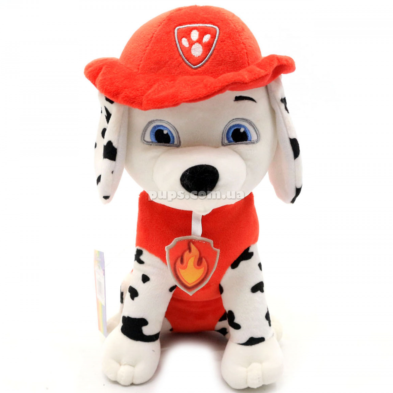 Мягкая игрушка собачка «Щенячий патруль» - Маршал 25434-3