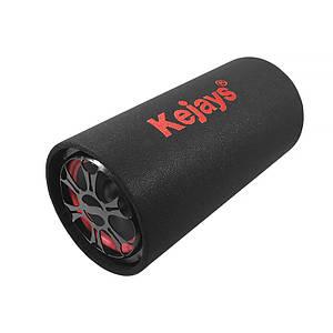 """Автомобільний сабвуфер Kejays 817 круглий 8"""" TA82 USB microSD 120 Вт"""