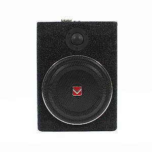 """Автомобільний сабвуфер 8"""" KUERL K-806APR активний потужність 600 Вт акустична система в авто"""