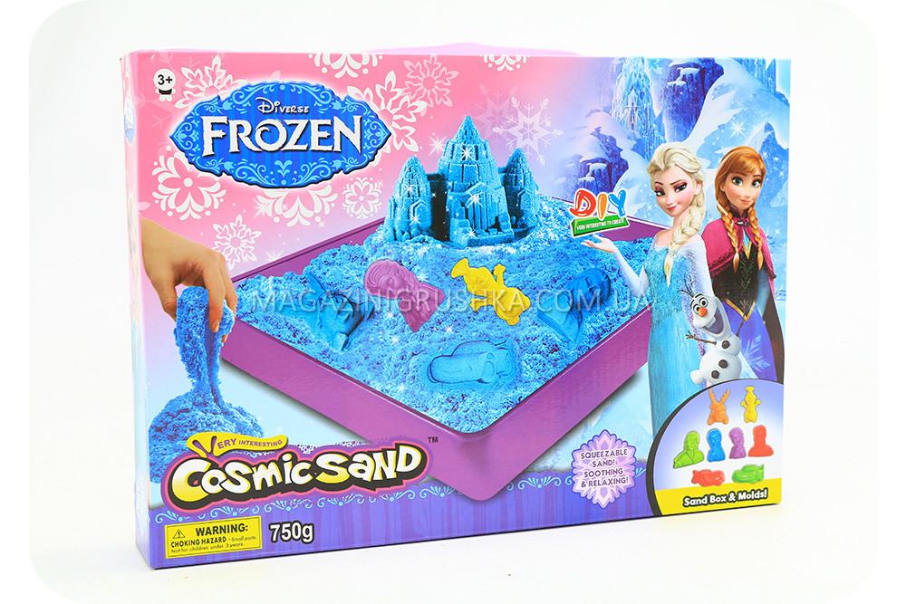 Кінетичний пісок «Cosmic Sand» - Холодне серце MK 0365