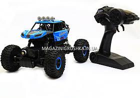 Автомобіль джип на пульті управління Sulong Toys 1:18 Off-Road Crawler Super Sport Блакитний (SL-001B)