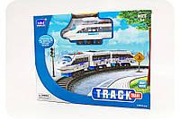 Музыкальный поезд «Track train» (звук, свет)