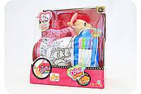 Мягкая игрушка «Собачка Chi Chi Love Simba» с сумочкой-раскраской 5895299, фото 1