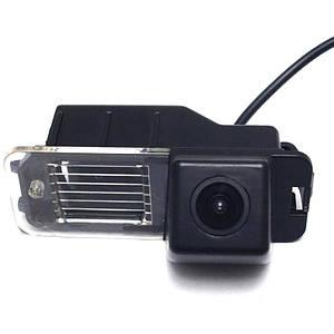 Штатна камера заднього виду Lesko для VOLKSWAGEN Passat, Polo, Golf Eos SKODA SuperB SEAT Leon IbizaH/B Altea