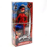Лялька іграшка «Леді Баг і Супер-кіт» серія Делюкс - Леді Баг (оригінал) 39748, фото 1