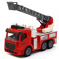 Машина игрушечная «TruckSet» - пожарная машинка 98-616A, фото 1