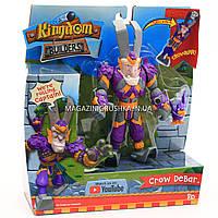 Ігрова фігурка-трансформер Kingdom Builders Суворий Обценьки (648021), фото 1