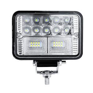 Светодиодная панель фара DXZ H-26 дополнительная 26LED мощность 78W автомобильная