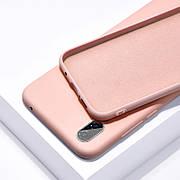 Силіконовий чохол SLIM на Xiaomi Redmi Note 10 PRO Nude