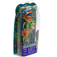 Набор кукла Enchantimals (Энчентималс) Лягушка Тамика и Бёст (GFN43), фото 1