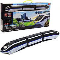 Железная дорога-монорельс Train Baby Городской поезд 45 деталей (3061)