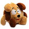Мягкая игрушка KinderToys «Смешарики» - Полканыч (00238-95)