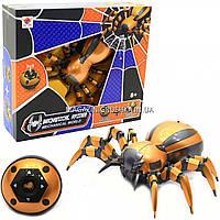 Павук робот на радіоуправлінні з консоллю-кулею, 24х8х27 см (FK502A ), фото 1