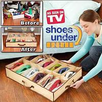 Органайзер для обуви Shoes under / Шузандер, фото 1