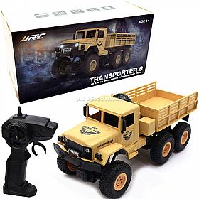 Машина вантажівка на радіокеруванні Транспортер-8, аккум, 30х13х15 см (Q69)