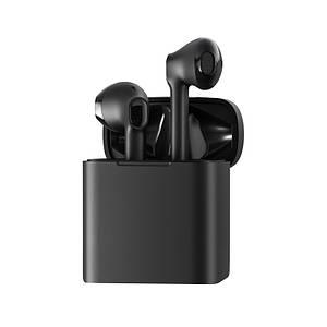Бездротова Bluetooth-гарнітура Havit I98 Black стерео навушники для музики