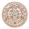 Дерев'яний конструктор Wood Trick Календар Майя, 73 деталі. Техніка складання - 3d пазл