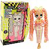 Игровой набор-сюрприз с куклой L.O.L. SURPRISE! серия O.M.G. Lights - Блестящая королева с аксессуарами