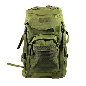 Рюкзак тактичний AOKALI Outdoor A51 Green для військових армійський