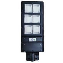 Світильник консольний на соняшникових батареях LED SL120 58W 1300Lm 6500K IP65 TechnoSystems TNSy5000563