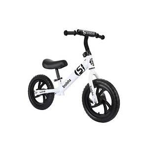 Детский беговел Baishs HS-A313 White беспедальный велосипед для детей двухколесный