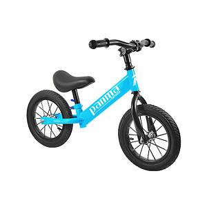 Беговел Panma BT-DZ-07 Blue велобег детский велосипед без педалей