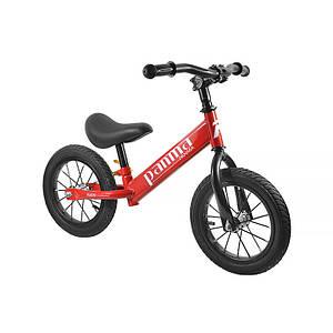 Беговел Panma BT-DZ-07 Red велобег детский велосипед без педалей