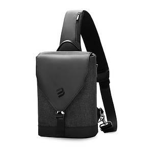 Рюкзак на одне плече Mark Ryden MR-G7229 Dark Gray міської повсякденний чоловічий