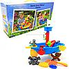 Игровой детский песочный набор Песок и вода (939A)