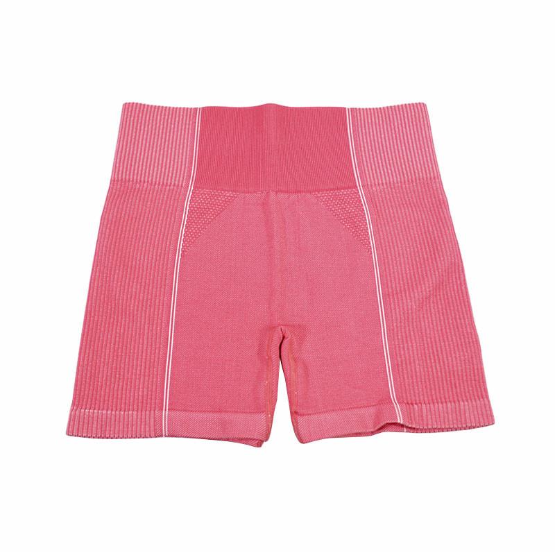 Жіночі шорти Jane The Queen Lesko 2088-2 Pink L для занять фітнесом спортивні