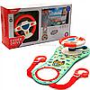 Детский музыкальный руль для игры в автомобиле (свет, звук) диам - 15 см (HE0623)