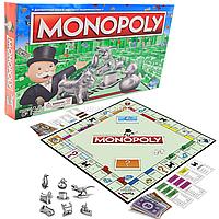 Настільна гра Hasbro «Монополія. Динамічна гра в торгівлю нерухомістю» (оригінал, російська мова) C1009, фото 1