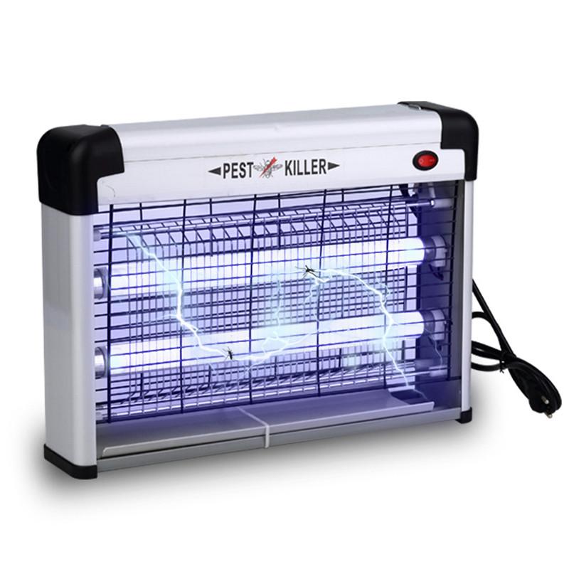 Электрический уничтожитель насекомых и комаров Pest Killer Lesko PK-12A электроловушка мощностью 12 Вт
