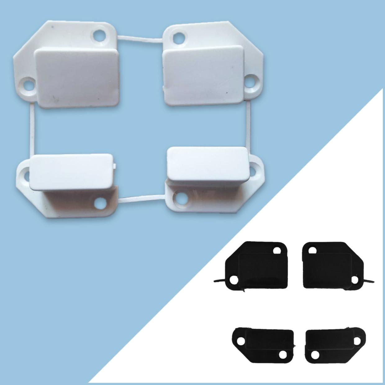 Комплект карманов для профиля DL-04 (100 комплектов в упаковке)