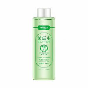 Лосьон тонер для лица IMAGES Skin Balance Nature 500 мл Cucumber Water с экстрактом огурца очищение кожи