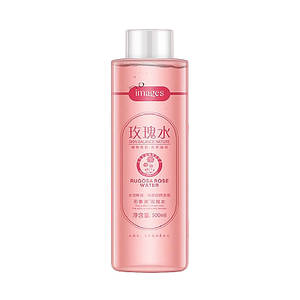 Лосьон тонер для лица IMAGES Skin Balance Nature 500 мл Rogosa Rose Water с розовой водой восстановление кожи
