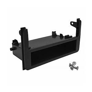Универсальный карман Leskio YE-TO 011 Black для Toyota 1 din Полка для мелочи