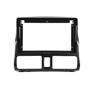 """Переходная рамка Lesko 9"""" Black для автомобиля Honda CRV 2002 HO 127N"""