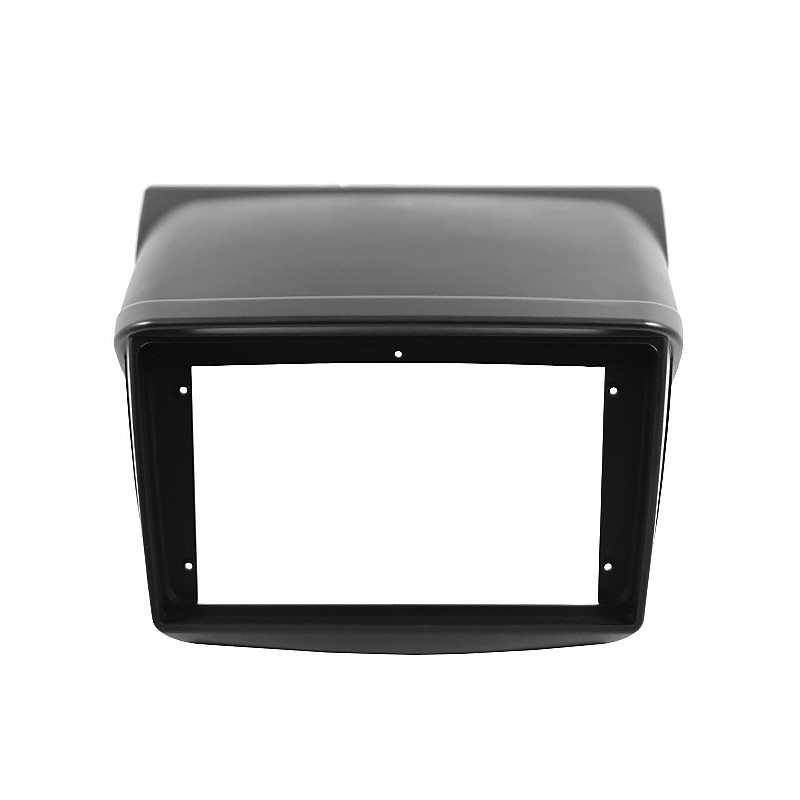 """Перехідна рамка Lesko 9"""" Black для автомобіля Mitsubishi Pajero Sport 2013 MI 050N"""