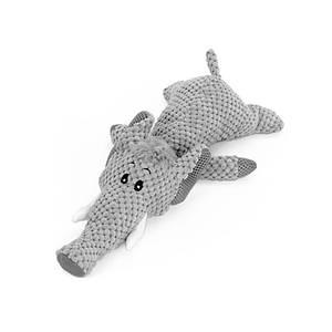 Игрушка Hoopet 17T0093G Слон плюшевая для домашних животных