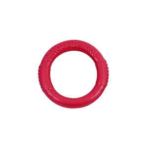 Кольцо-игрушка Hoopet 18T0032G Red для собак домашних животных 17.5 см