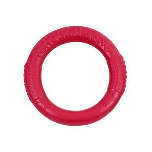 Кольцо-игрушка Hoopet 18T0032G Red для собак домашних животных 27.5 см