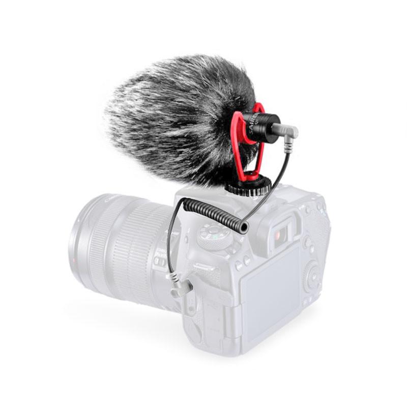 Микрофон однонаправленный Sairen VM-Q1 настольный для записи
