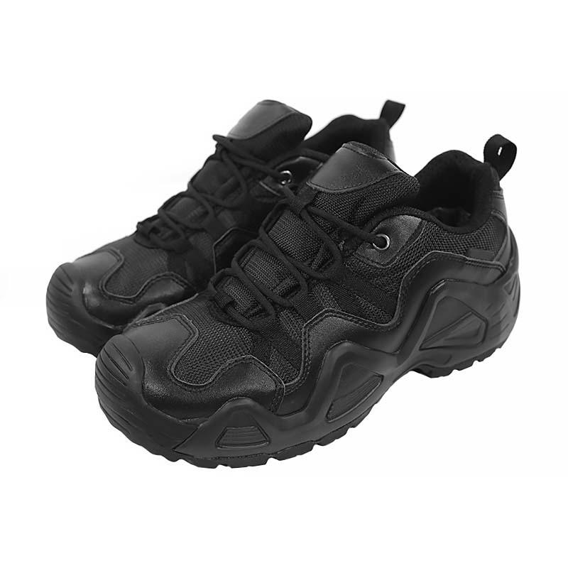 Кросівки тактичні Lesko 997 Black 43 демісезонні армійські військові
