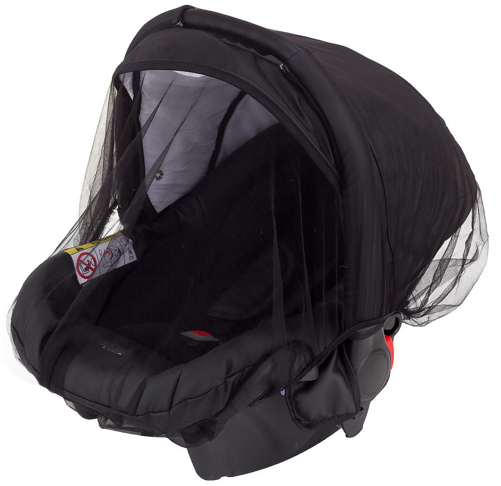 Москітна сітка універсальна Qvatro Moskit01 Lux чорна