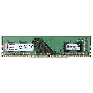 ☀Оперативная память Kingston DDR4 4GB/2400 ValueRAM (KVR24N17S6/4) для настольных ПК