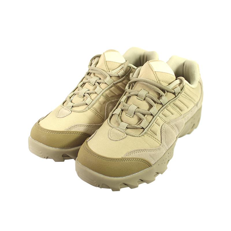 Кросівки тактичні Lesko C203 Sandy Khaki 41 спецвзуття для чоловіків армійські мілітарі