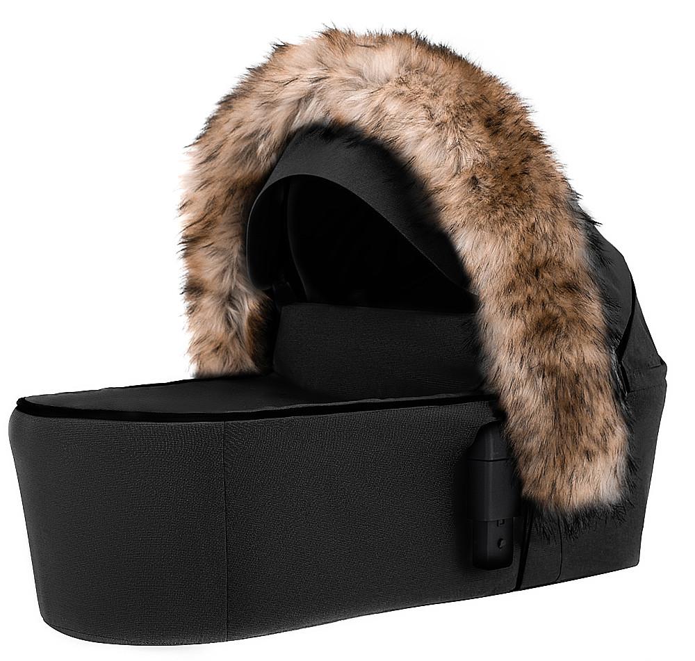 Хутро для капюшона Bair Hood Fur brown (коричневий)