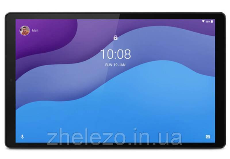 "Планшетный ПК Lenovo Tab M10 HD 2nd Gen TB-X306X 32GB 4G Iron Grey (ZA6V0094UA); 10.1"" (1280х800) IPS / Mediat"
