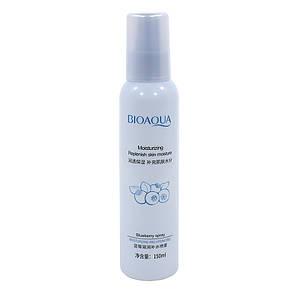 Спрей увлажняющий для лица BIOAQUA Fountain Spray 150 мл Черника
